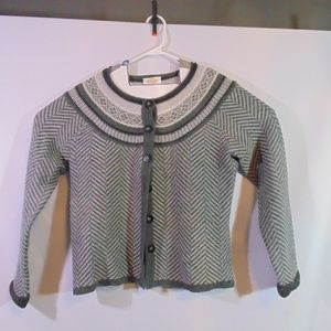 Talbots Button front Cardigan sweater